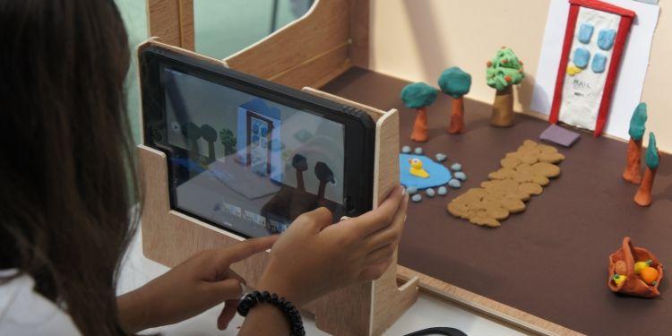 Laboratorio audiovisual con propuestas que mejoran el mundo