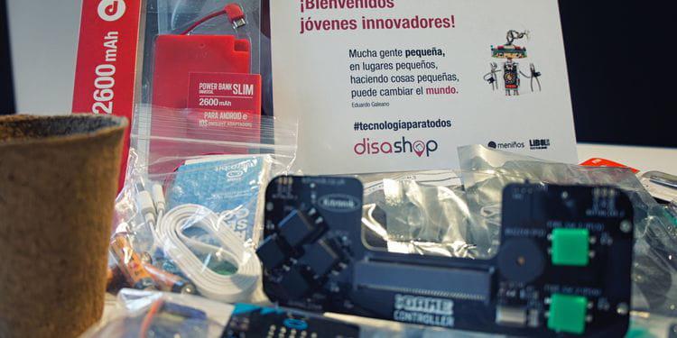 Tecnología para todos con Disashop